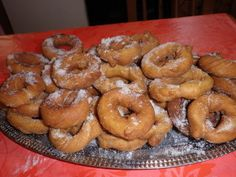 Rosquillas en panificadora del LIDL Bread Maker Recipes, Vintage Recipes, Churros, Empanadas, Sin Gluten, Doughnuts, Bagel, Food And Drink, Sweets
