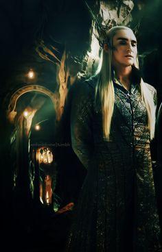 Lee Pace as Thranduil in The Hobbit Lee Pace Thranduil, Legolas And Thranduil, Tauriel, Lotr, Mirkwood Elves, Elf King, Elfa, O Hobbit, King Of My Heart