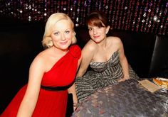 Tina Fey and Amy Poehler to co-host the Golden Globes #celebrities #women #funny