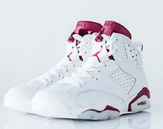 "The Air Jordan 6 ""Maroon"" Caps Off A Strong Year"