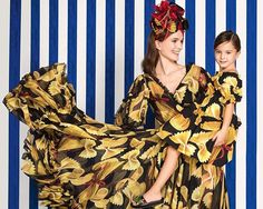 Dressing like adults has never been more fun. Discover the Mini Me Collection for Spring 2017 #Minime #DGBambino #DGFamily #DGTropicoItaliano  via DOLCE & GABBANA OFFICIAL INSTAGRAM - Celebrity  Fashion  Haute Couture  Advertising  Culture  Beauty  Editorial Photography  Magazine Covers  Supermodels  Runway Models