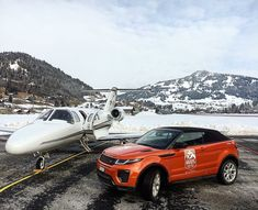 Fly to Saanen and we will personally pick you up
