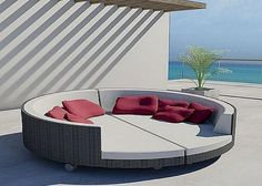 Contemporary Iron Patio Furniture Cushions Set ~ http://lanewstalk.com/the-patio-furniture-cushions-cleaning/
