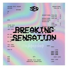 [PRE ORDER] SF9 2nd Mini Album - Breaking Sensation (Poster)  Tutup PO: Setiap tanggal 10 20 30 tiap bulannya.  Ask/order : Line : @QJL0525B (pakai @) Line : ajkpopshop WA : 0877-8442-0741 (no call) Twitter : @ajkpopshop  Ragu? cek #.testiajkpopshop  #bts #btob #exo #bigbang #ikon #apink #snsd #sonamoo #winner #bap #vixx #infinite #superjunior #pentagon #twice #got7 #monstax lovelyz #gugudan #highlight #cnblue #seventeen #pristin #OMG #OhMyGirl #shinhwa #sf9 #POajkpopshop