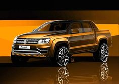 Lovin' the look of the all-new Amarok @petrolnews