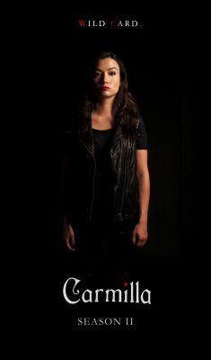 Natasha Negovanlis as Carmilla Karnstein. Carmilla Season 2.