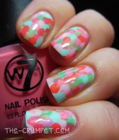 The Crumpet: Spring Mermaid Dotticure