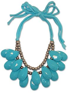 Great new colors!  What's your fave?  Meet the Punch Necklaces {Four Color Options}