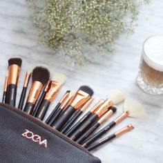 Zoeva brushes ❤️