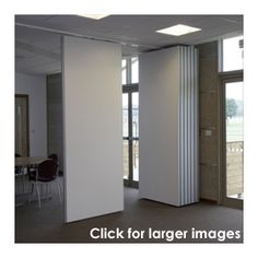 Teachwall 100 Operable Movable Wall Products - AEG Partitions manufacturers of Acoustic Movable Walls, Operable Walls and Sliding Folding Partitions