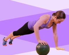 The Total-Body Medicine Ball Workout