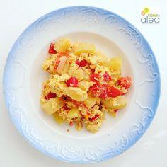 Dos recetas de pisto, dos maneras de tomarlo - La dieta ALEA - blog de nutrición y dietética, trucos para adelgazar, recetas para adelgazar