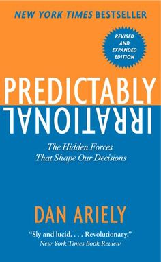 February 20.  Predictably Irrational by Ariely was outstanding. Business, economics and human behavior. Are we EVER irrational! Really good read.