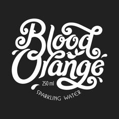 typeverything.com - Blood Orange by Luke Lucas