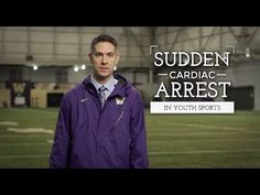 SCA Part What is Sudden Cardiac Arrest featuring Dr. Jon Drezner, professor in the Department of Family Medicine at the University of Washington, a team physician for the Seattle Seahawks and a member of the USA Football Medical Advisory Committee Bone Diseases, Bone And Joint, University Of Washington, Sports Medicine, Yoga For Kids, Seattle Seahawks, Pediatrics, Arthritis, Nurses