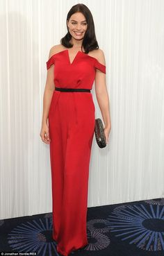 Modest Margot! The Australian starlet revealed in the August edition of Vanity Fair that s...