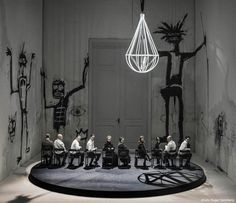 Thomas Ostermeier set design - Google Search