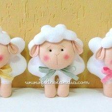 Ovelhas - Decoração Festa Infantil/Nichos