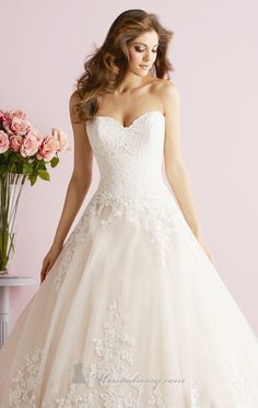 Wholesale cheap a-Line wedding dresses online, 2015 spring summer - Find best 2015 new charming wedding dresses sweetheart with appliqued tiered tulle floor length elegant church garden wedding bridal ball gowns mBA at discount prices from Chinese a-Line wedding dresses supplier on DHgate.com.