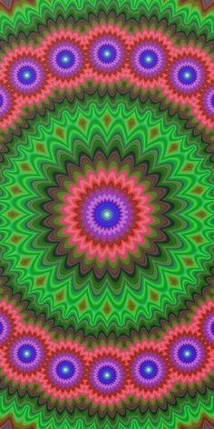 Fantastic Mandala Design Collection - boho chic mandalas