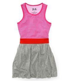 Kids' Striped Bubble Dress - PS From Aeropostale