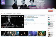 la bandas de los dos mil millones de reproducciones en youtube en promocionmusical.es