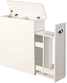 Slim Bathroom Shelf Unit Fresh Oakridge Slim Bathroom Storage Cabinet with Slide Out Shelf & Hinged Lid 7 In Wide White Small Bathroom Storage, Storage, Slim Bathroom Storage Cabinet, Cupboard Storage, Shelves, Bathroom Shelf Unit, Storage Cabinets, Bathroom Furniture, Slim Bathroom Storage