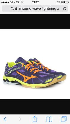 Volleyball shoes MIZUNO