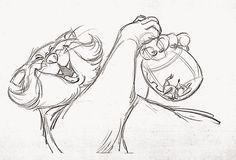 Deja View: Aristocats Doodles