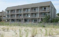 5 Seawinds*, Dewey Beach Gas And Charcoal Grill, Dewey Beach, Beach Vacation Rentals, Townhouse, Sunrise, Deck, Ocean, Terraced House, Front Porches