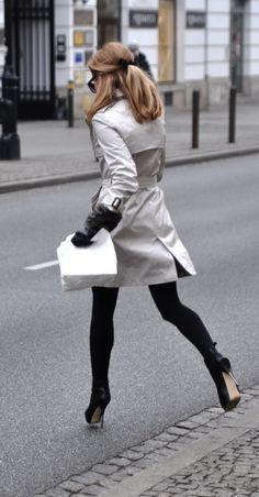 tights weather - I'm impatiently waiting for this to happen [outside] in Dubai, as it's already happened in my office!