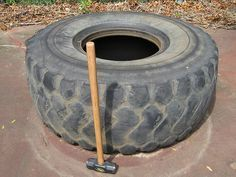 The Sledgehammer Workout