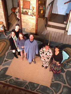 Looking up . ready to go. The cast of Vanya and Sonia and Masha and, Spike, Ready To Go, Looking Up, The Past, It Cast