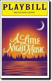 Playbill A Little Night Music Catherine ZetaJones Angela Lansbury Alexander Hanson Aaron Lazar Erin Davie Brand New Color Cover * Check out this great article. #EntertainmentCollectiblePlaybills
