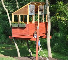 List of Must See Tree Houses