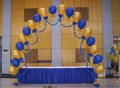 decoraciones con <b>globos</b> - Coyoacán - Shows - eventos Baby Shower Balloons, Baby Shower Parties, Baby Boy Shower, Balloon Columns, Balloon Arch, Graduation Party Decor, Birthday Party Decorations, Prince Birthday Party, Birthday Parties