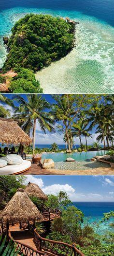 Laucala Island, Fiji. Definitely Tryna go here for my honeymoon lol. #rebeccaingramcontest #fijiairways #yasawaislandresort