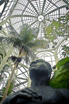 Jardim Botanico, Curitiba, Brazil