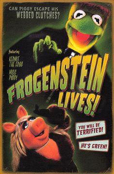 Frogenstein lives!
