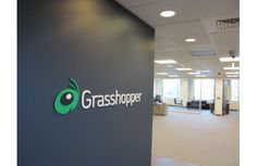 Check out the new office space from Grasshopper in Needham, MA