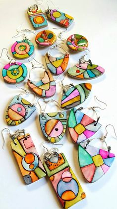 Polymer clay diaries