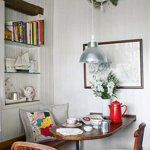 Inspiration: Happy Kitchen Nooks | Apartment Therapy
