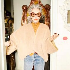 Step Inside Linda Rodin's Insanely Stylish NYC Apartment via @MyDomaine