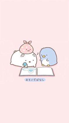 Cute Kawaii Drawings, Kawaii Doodles, Cute Doodles, Kawaii Art, Cute Disney Wallpaper, Cute Cartoon Wallpapers, Kawaii Wallpaper, Iphone Wallpaper 4k, Aesthetic Iphone Wallpaper