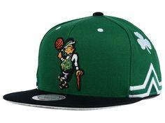 save off 909c1 c5bea Boston Celtics Mitchell and Ness NBA Game Day Snapback Cap Boston Celtics,  Snapback Cap,