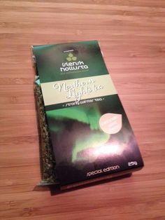 Northern Lights Tea 25 grams - Strong winter tea - Icelandic wild herbs #slenskhollusta