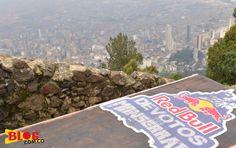 Panorámica de Bogotá antes del evento - Foto: Alejandra Rivas
