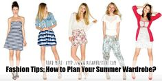 planning-your-summer-wardrobe