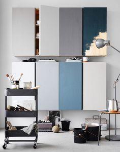 Ikea skået Ivar in 10 different ways | ELLE Decoration
