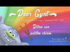 Peer Gynt - Ritmo con palillos chinos - YouTube Tools For Teaching, Teaching Music, Listening To Music, Teaching Ideas, Elementary Music Lessons, Halloween Music, Music School, Dance Lessons, Music For Kids